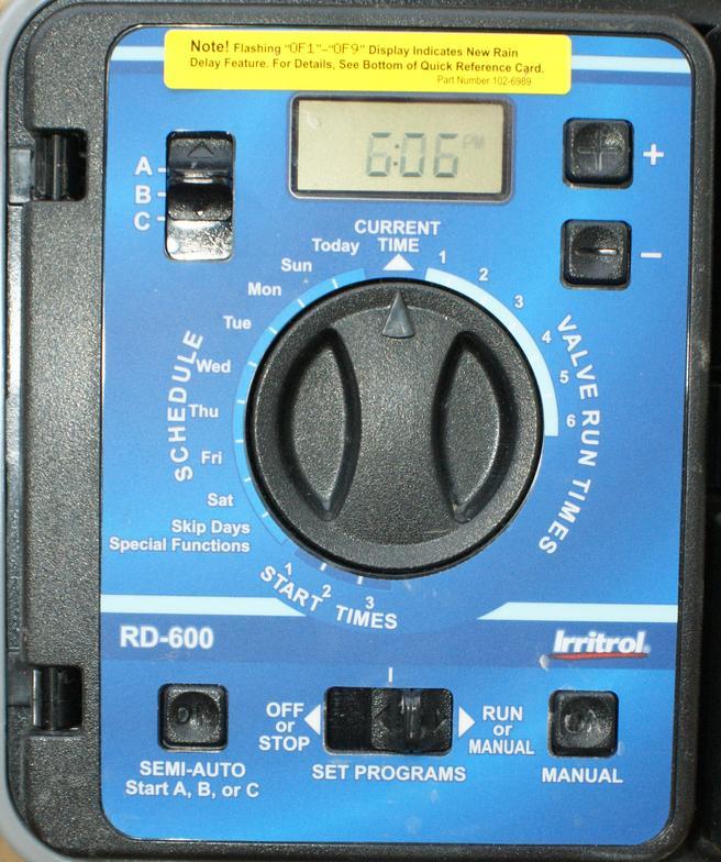 Irritrol Sprinkler Wiring Diagram - Circuit Connection Diagram •